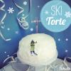 Ski-Torte