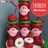 Erdbeer Marmelade ohne Kochen!!!! + Gratis Etiketten zum Download