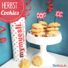 Herbst- Cookies