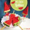 Melonen Lollies