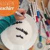 DIY - Halloween Gläser bemalen  - Marabu