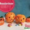 DIY Mandarinen-Kürbisse