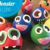 Monster Ballons mit einer süßen Überraschung