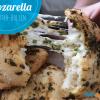 Mozzarella Kräuter Bollen