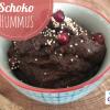 Schoko Hummus