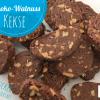 Schoko-Walnuss-Kekse ohne Zucker