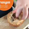 Orangen Muffins