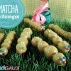 Matcha-Schlangen