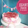 Joghurt-Eistorte mit Keksboden