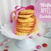 Weiße-Apfel-Cookies