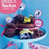 Bagger-Kuchen mit Schaumkuss Füllung