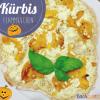 Kürbis-Flammkuchen