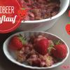 Erdbeer-Auflauf