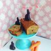 Möhren-Schokoladen-Kuchen