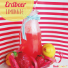 Erdbeer Limonade selbstgemacht