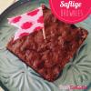 Saftige Brownies ohne Nüsse