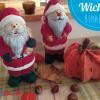 Weihnachtswichtel bemalen