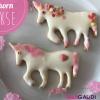 Einhorn Kekse - Backen mit Mein Keksdesign