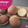 Hamburgerbrötchen selbst machen