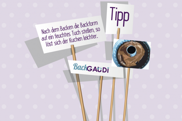 Backtipp Kuchenform