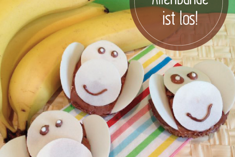 Affen-Muffins