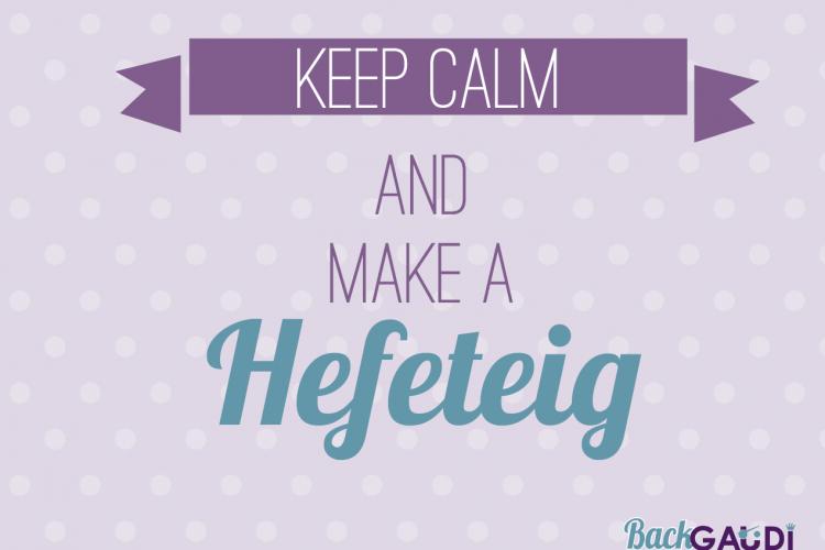 Hefeteig – ein Rezept, viele Möglichkeiten