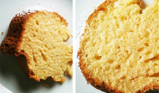 Hmmmm… Zitronenkuchen mit Schmand