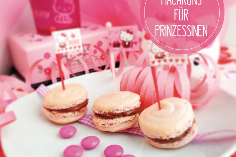 Macarons für Prinzessinen