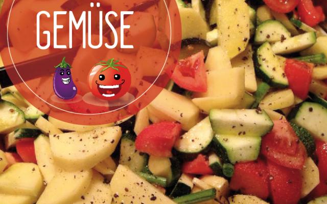 Ofengemüse – Gesund und lecker!