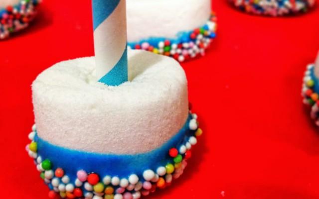 Curling Marshmallows (Eisstockschießen)