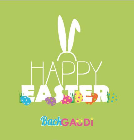 Frohe Ostern wünscht BackGAUDI