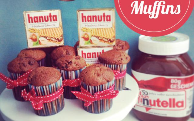 Hanuta Muffins