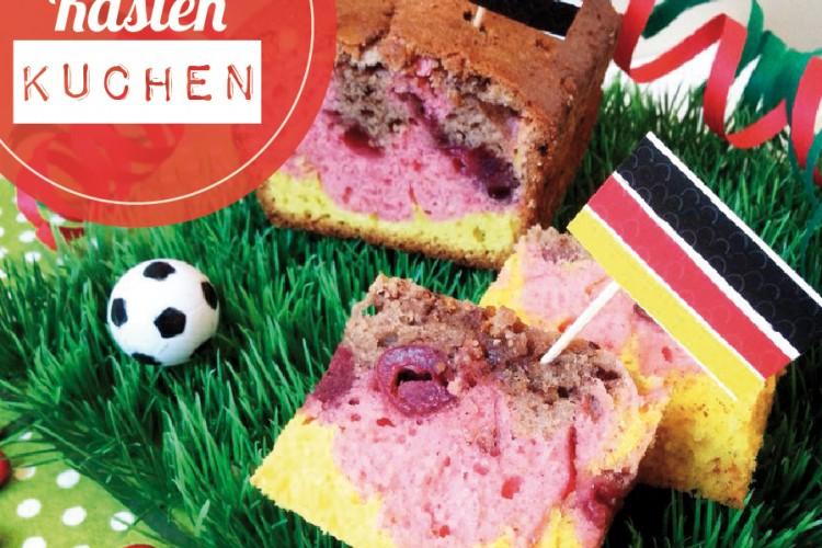 Deutschland Kastenkuchen