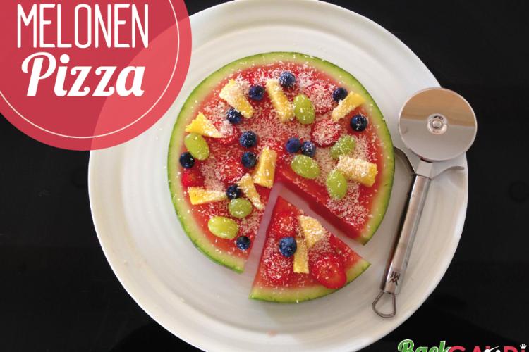 Melonen Pizza
