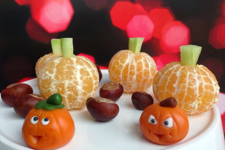 Fruchtige Kürbisse
