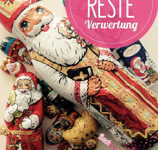 Weihnachtsmann und Schokokugeln – Die Resteverwertung
