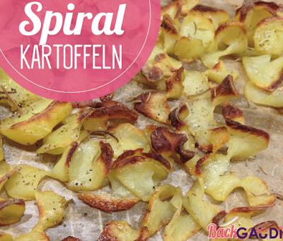 Heute gibt es Spiral-Kartoffeln!!!