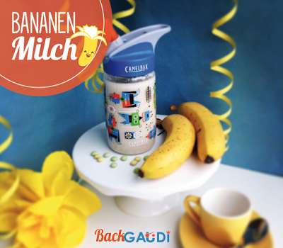 Bananenmilch – Camelback eddy Kids