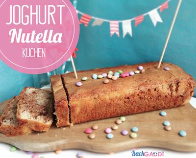 Joghurt-Nutella-Kuchen