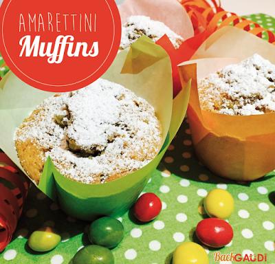 Amarettini-Muffins