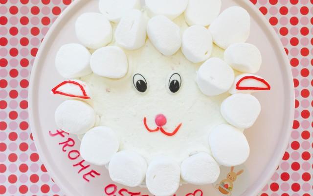 Schäfchen Kuchen