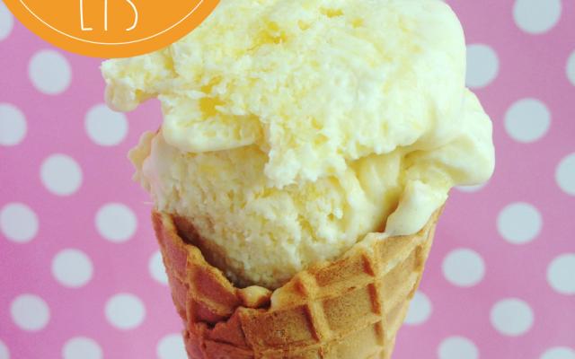 Eis selbst herstellen (ohne Eismaschine mit nur 2 Zutaten) Heute: Mangoeis