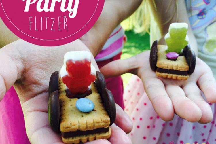 Party Flitzer – Eine Idee mit der Degustabox