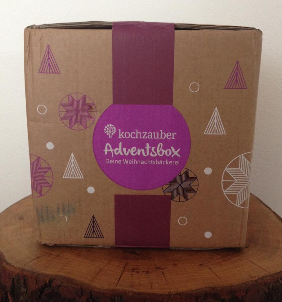 Die Adventsbox! Plätzchen backen leicht gemacht