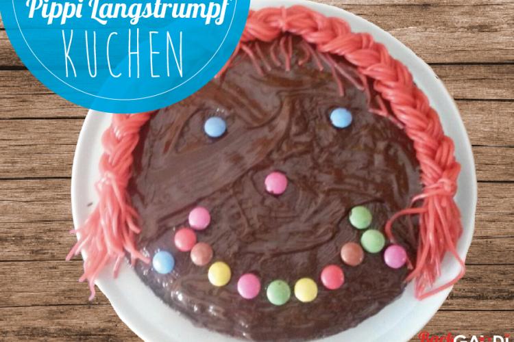 Pippi Langstrumpf Kuchen