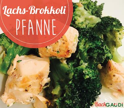 Lachs-Brokkoli-Pfanne – Kochzauber