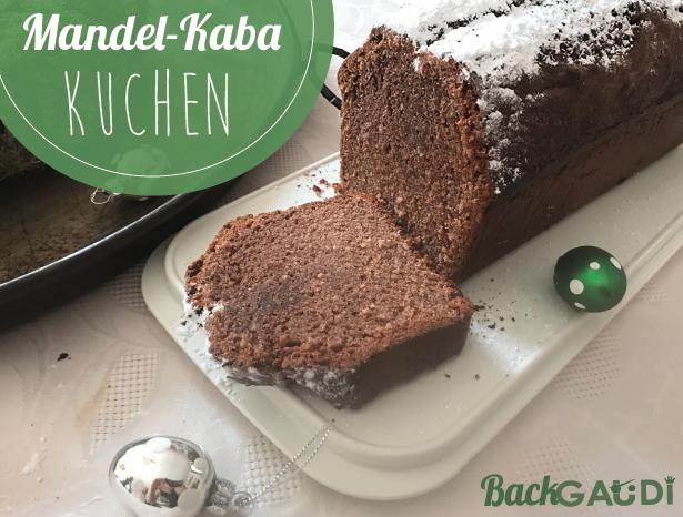 Mandel-Kaba Kuchen