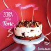 Zebra-Crash-Torte