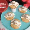 Spinnen Cookies