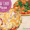 Low Carb Pizza ohne Mehl